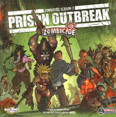 Zombicide Season 2 - Prison Outbreak
