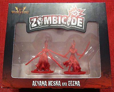Zombicide Survivor: Alyana Heska aka Elena