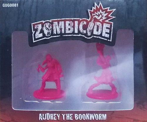 Zombicide Survivor: Audrey
