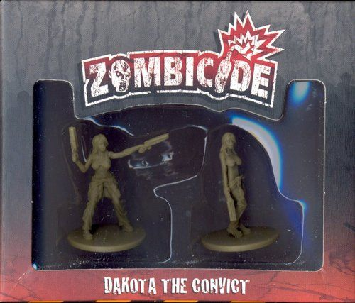Zombicide Survivor: Dakota