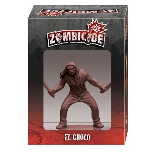 Zombicide Survivor El Cholo