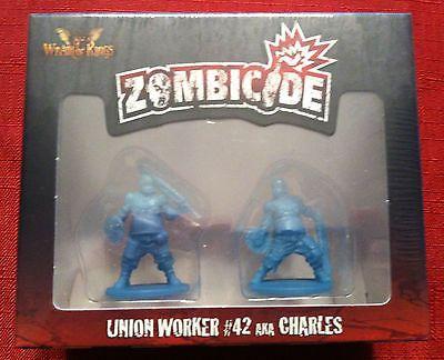 Zombicide Survivor Union Worker 42 aka Charles