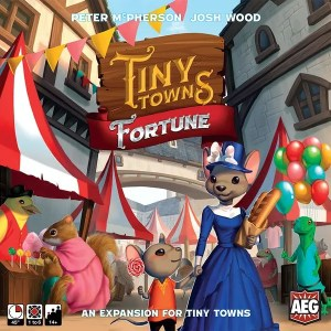 Tiny Towns: Fortune  Expansion (EN)