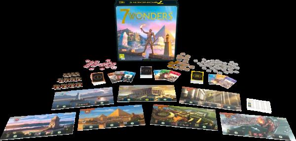 7_ Wonders_Components