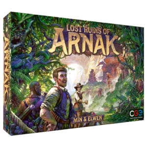 Cover Lost Ruins of Arnak