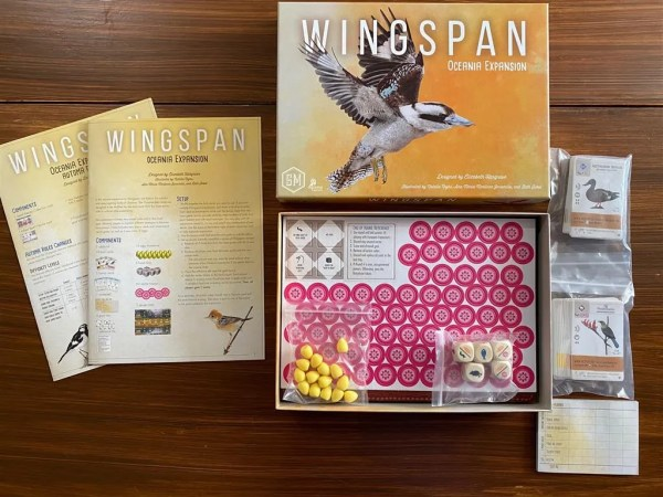 Wingspan_Oceania_Components