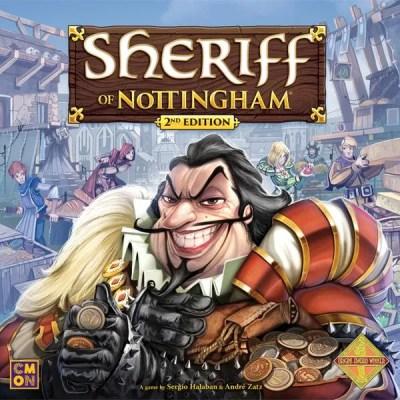 Sheriff of Nottingham 2nd Edition (EN)