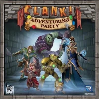 Clank! Adventuring Party (EN)