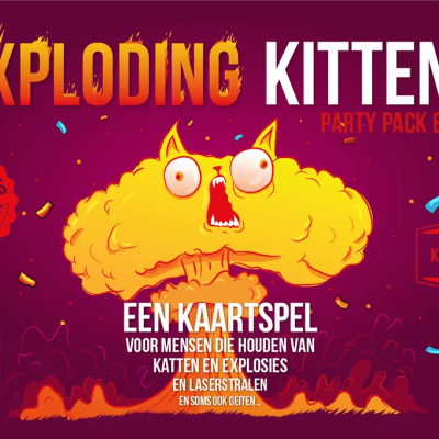 Exploding Kittens: Party Pack (NL)