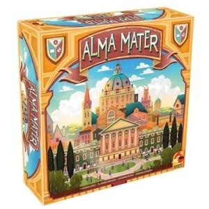 Cover Alma Matter