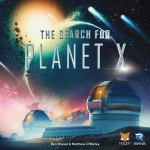 Cover Planet X