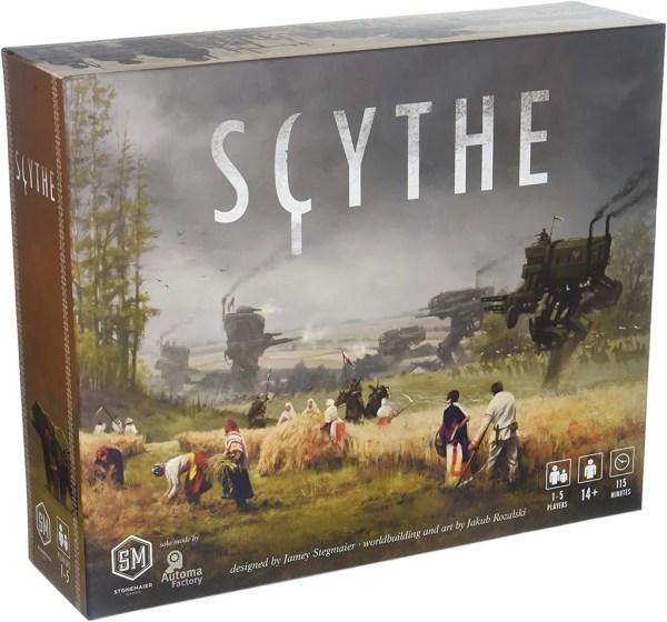 Cover Scythe