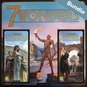 7 wonders essentieel Bundel