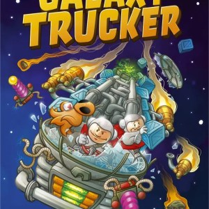 Galaxy Trucker 2nd Edition (EN)