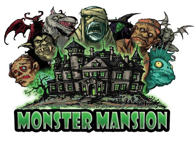 Image result for monster mansion board game