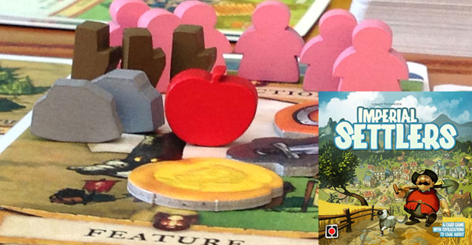 Imperial Settlers Best Card Game