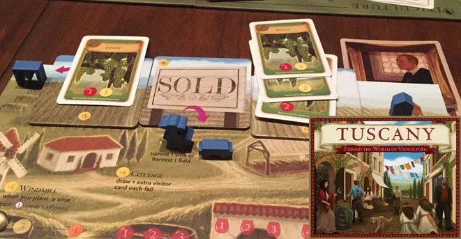 Viticulture: Tuscany Best Expansion