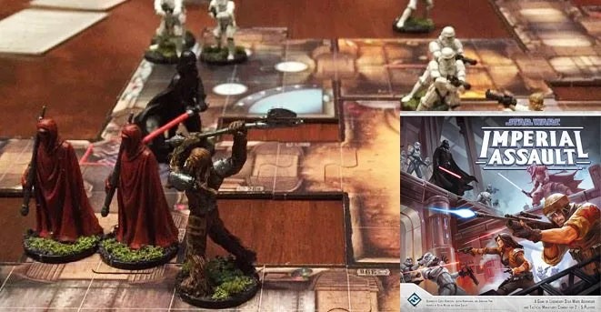 Star Wars: Imperial Assault Best Tactical