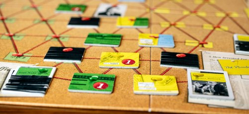 Watergate Review | Board Game Quest