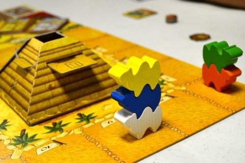 Camel Up jocul desfasurat 2