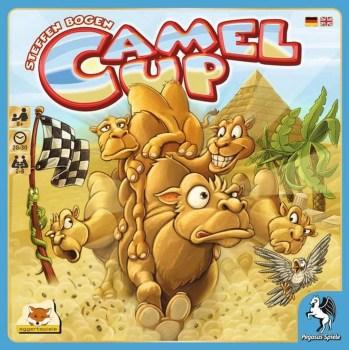 Camel Up va avea versiune in limba romana
