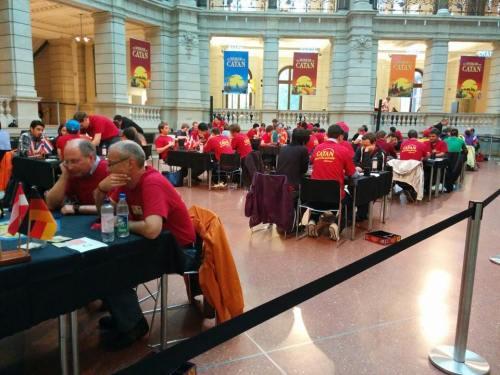 Campionatul Mondial Colonistii din Catan 2014 3