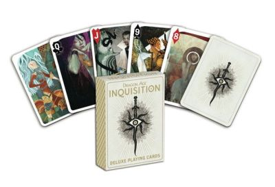 Carti de joc Dragon Age Inquisition