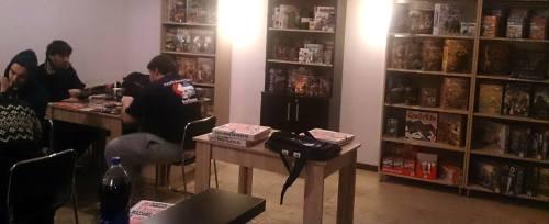Checkpoint-Club si magazin de board games in Cluj 1