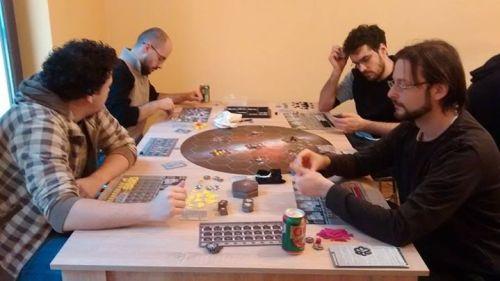 Checkpoint-Club si magazin de board games in Cluj 2