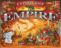 Conquest of the Empire 2-Regulament de joc tradus in limba romana versiunea clasica Euro