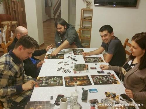 Despre intalnirea cu board games de la Comarnic-Pensiunea Moisa-27-30 martie 2014