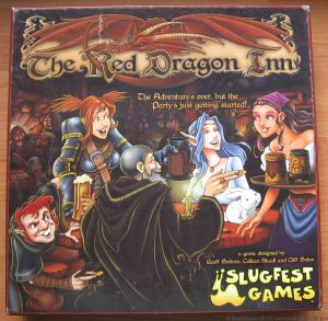 Red Dragon Inn - coperta