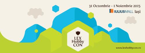 Lex Hobby Con 2015