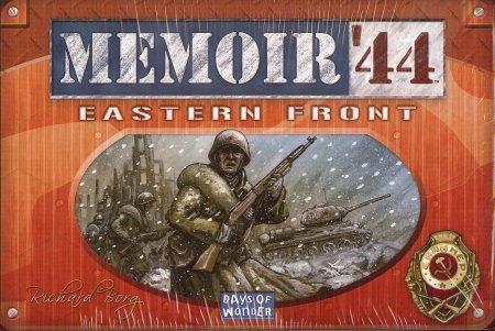 Memoir44- Eastern Front Cover