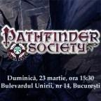 PathfinderSociety250, 23 martie