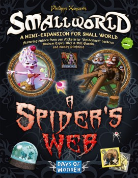Small World A Spider s Web extensie