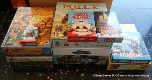 Spiel Essen 2015 day 4 loot