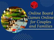 Online board games online for couples and families