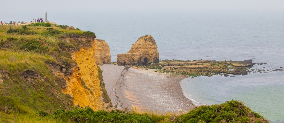 A trip to Normandy's D-Day Sites