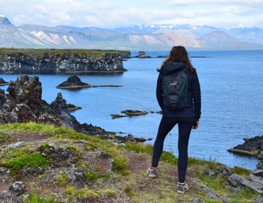 Snaefellesnes peninsula