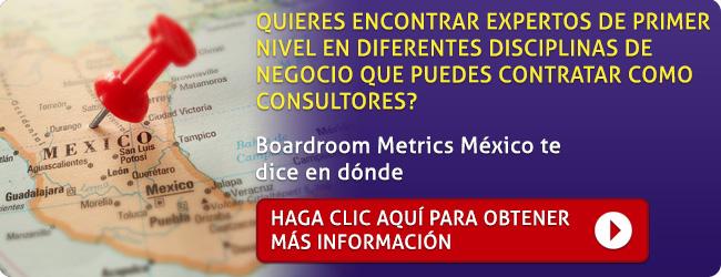 Boardroom Metrics Mexico