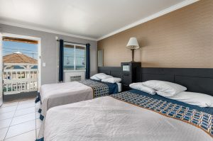 Oceanfront Two Double Beds Guestroom at Oceanfront Hotel | Bordwalk Charlee Hotel
