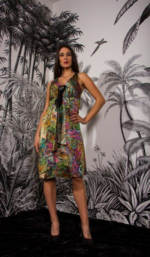 Hyacinth Dress