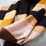 Joseph Earth Bamboo Scarf By Tsanda Weaving