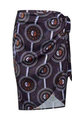 Circle Skirt by Ankara On Brand