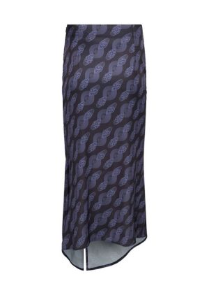 Drawstring skirt by Ankara On Brand