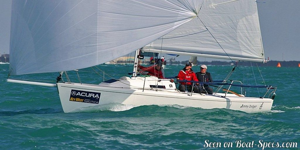 J80 JBoats Sailboat Specifications And Details On Boat