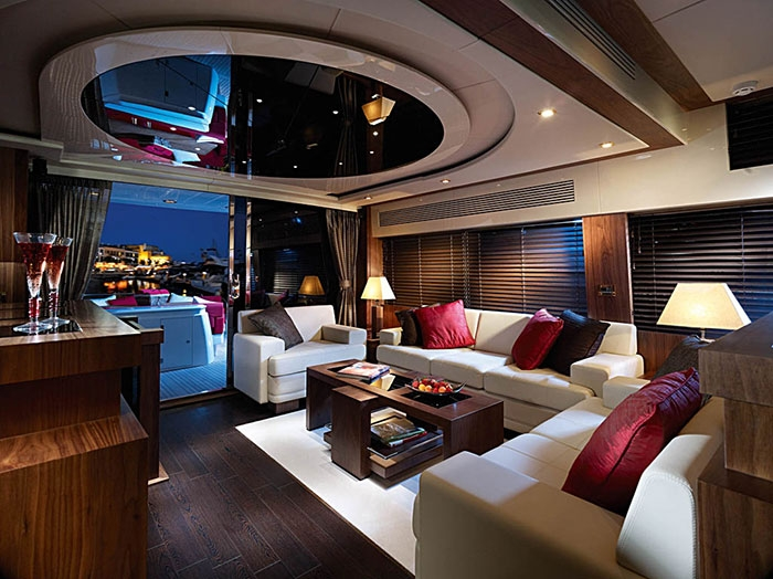 Crewed Motor Yacht JAX OF IBIZA Sunseeker Predator 92