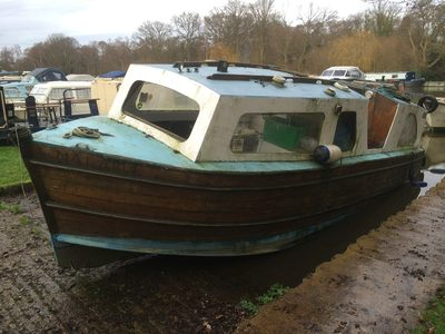 Scrap a Boat - Narrowboats