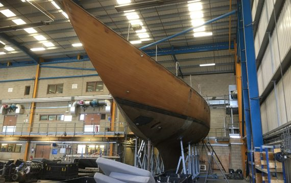 Boatbreakes News - Challenges of Scrapping Larger Boats